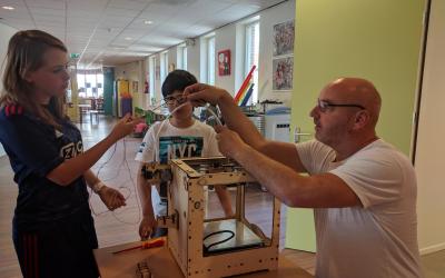 Blog nr. 6 3D printer