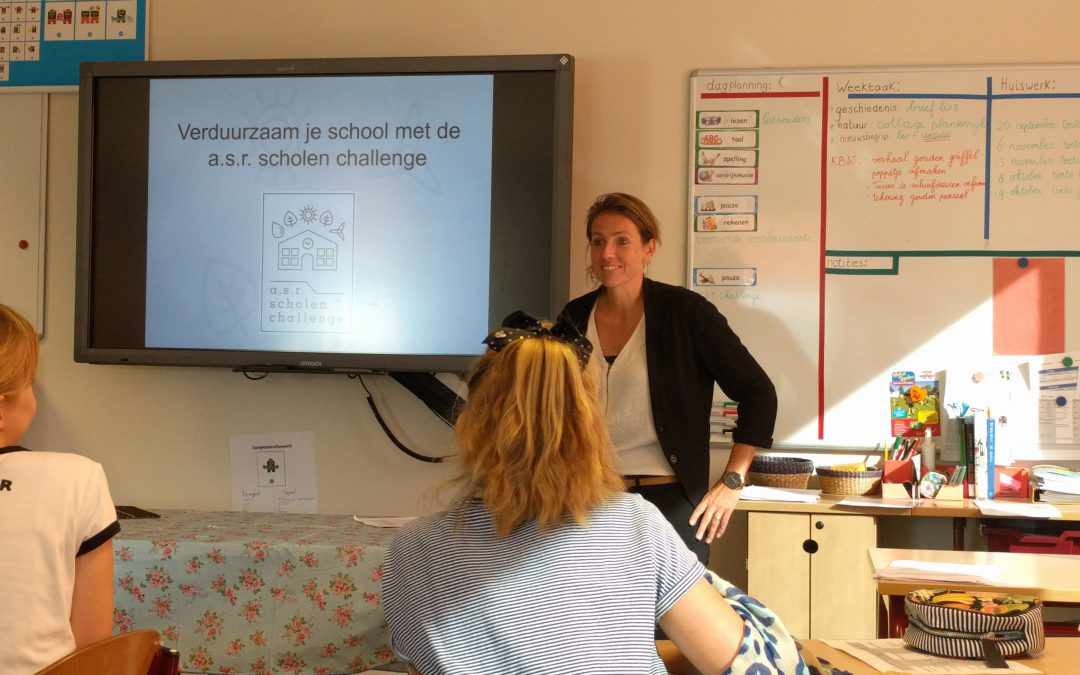 Start a.s.r. scholen challenge