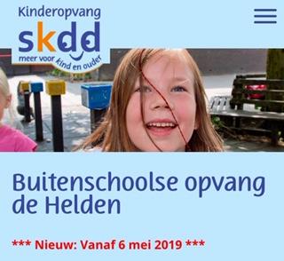 BSO 'De helden' op OBS Piet de Springer
