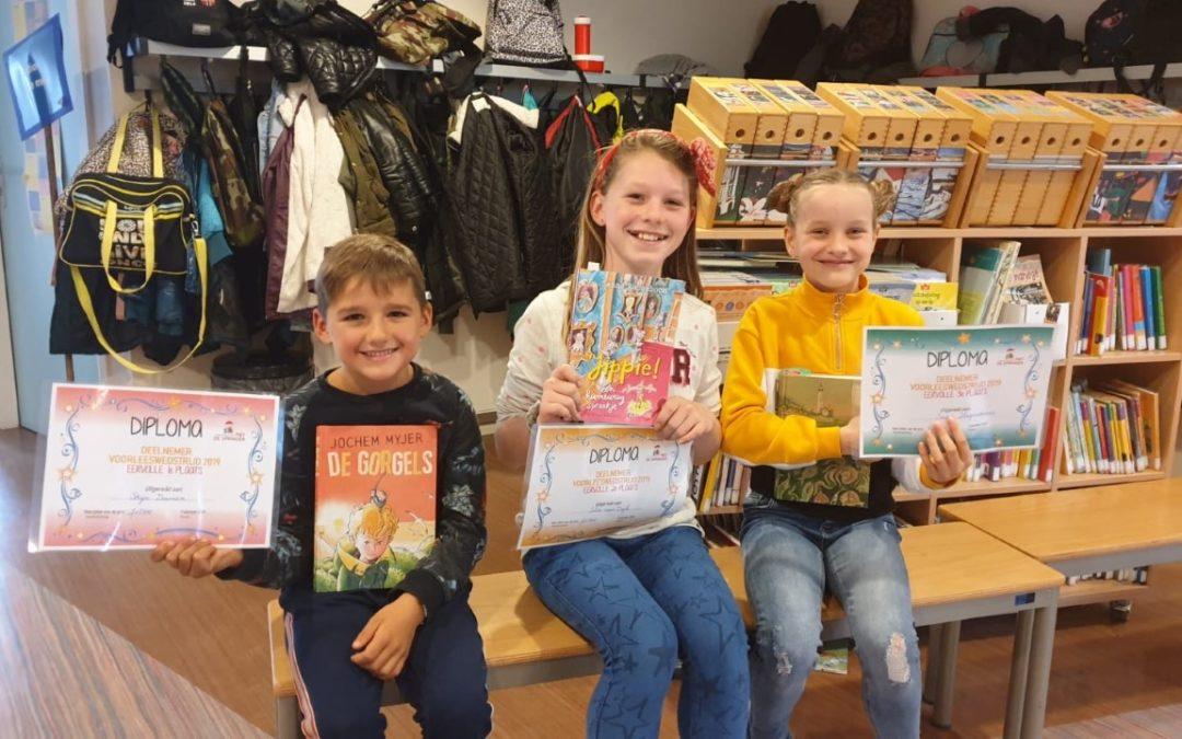 Afsluiting Kinderboekenweek 2019