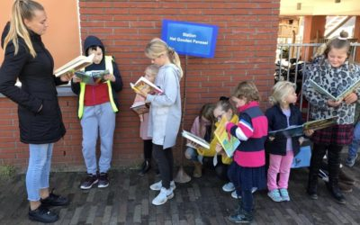 Kinderboekenweek 2019 geopend